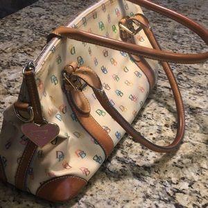Dooney&Bourke used satchel